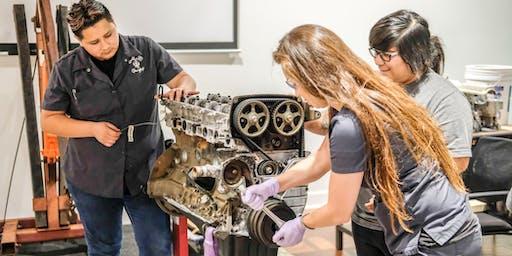 Engine Building Basics