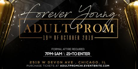 Forever Young Adult Prom tickets