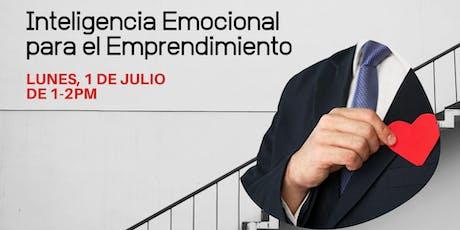 Inteligencia Emocional para el Emprendimiento tickets