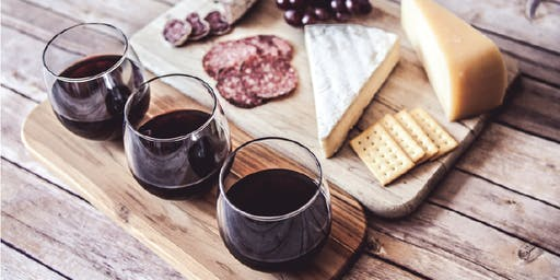 Wicked Wine and Cheese Pairing