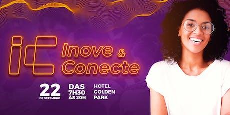 Inove & Conecte: Congresso de Inovação digital no Mundo Corporativo bilhetes