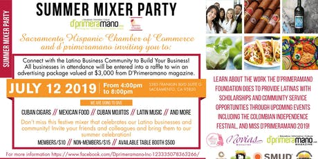 Summer Mixer Party  tickets