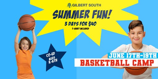 Gilbert Basketball Camp