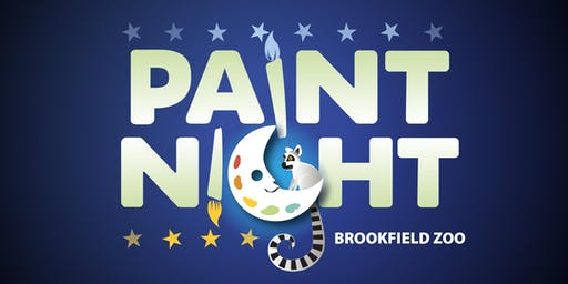 Paint Night at Brookfield Zoo
