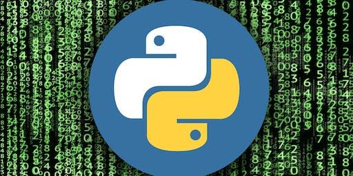 Python Programming Training NYC - Intermediate Level