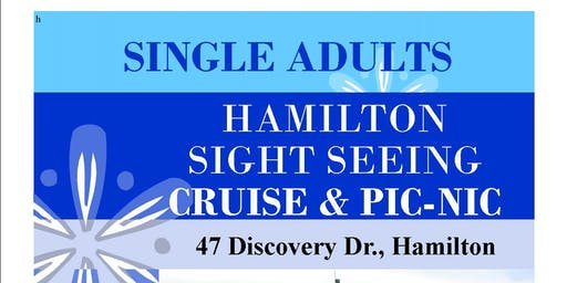 SINGLE ADULT BOAT CRUISE