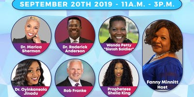 Holistic Health and Wellness Empowerment Conference Mind, Body, Soul