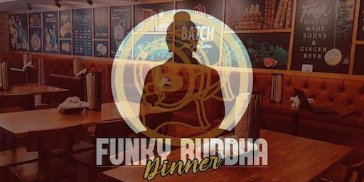 Mixology Series Dinner: Funky Buddha