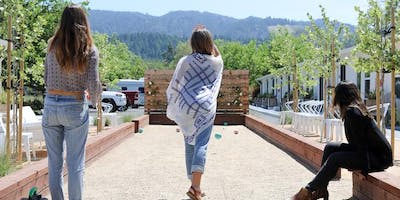 Bocce and Wine with Clif Family Winery - July 25