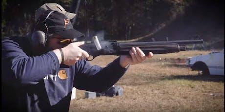 Defensive Shotgun Instructor Course tickets