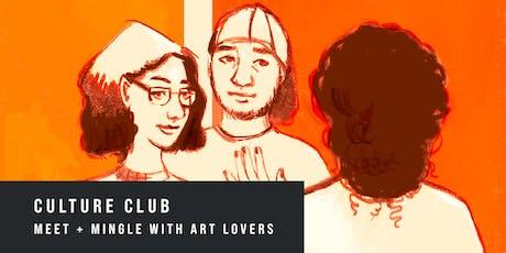Culture Club tickets