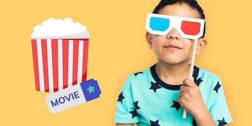 Movie Date Night (Parent-Free Pajama Party)