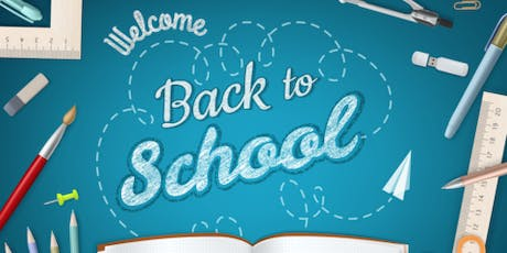 Back to School Book Bag Give Away tickets