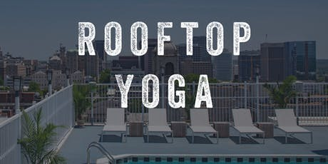 July Rooftop Yoga with BareSOUL tickets