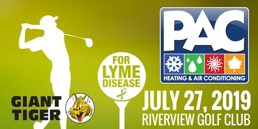 P.A.C. Heating and Air.  Annual Charity Golf Tourney