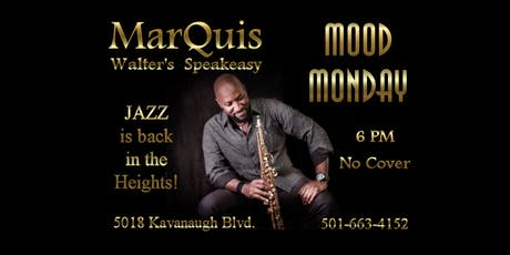 MOOD Mondays Smooth Jazz tickets