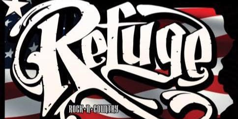 Refuge Live 6-10! No Cover!