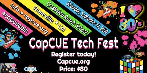 CapCUE Techfest 2019