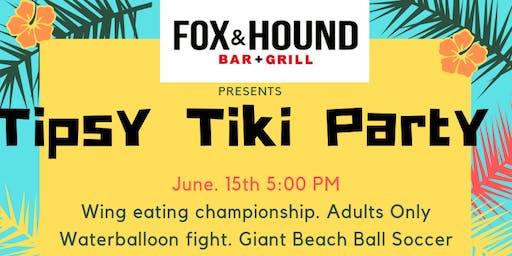 Tipsy Tiki Party