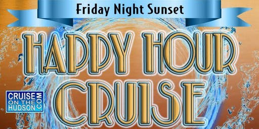 Friday Night Sunset Happy Hour Dance Cruise Pier 40 NYC 2019