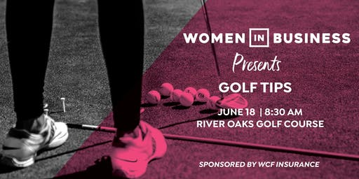 Women in Business: Golf Tips