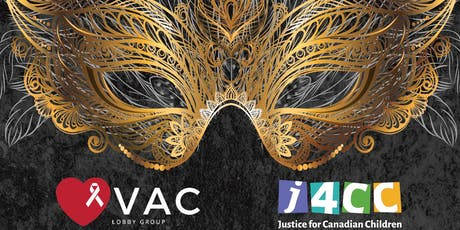 THE MASQ BALL (Proceeds to Justice for Canadian Children) tickets