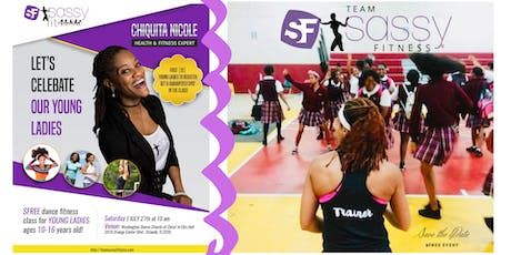 SassyFit Dance Cardio: Young Ladies Edition tickets