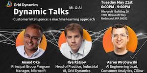 """Dynamic Talks: Seattle/Redmond """"Customer intelligence:..."""