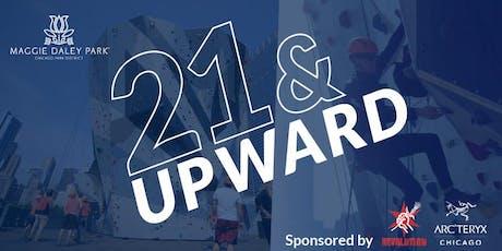 21 & UpWard Maggie Daley Park tickets