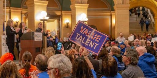 Coffee with Legislators in Minneapolis!