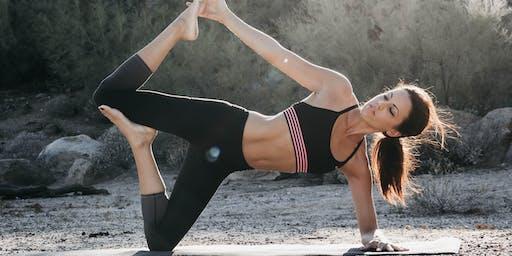 4 Days Sweat and Flow Yoga Retreat