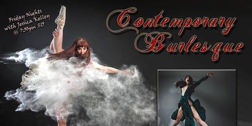 Contemporary Burlesque with Jessica