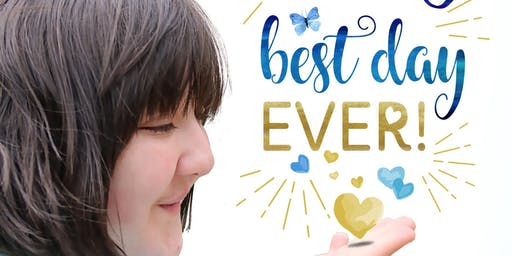 Today Is The Best Day Ever Book Launch