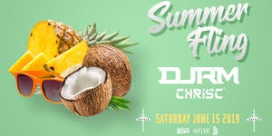 Summer Fling ft. DJ RM, Chris C | Royale Saturdays |...
