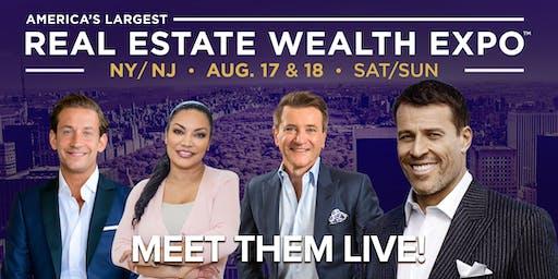 Real Estate Wealth Expo with Tony Robbins, Robert Herjavec & James Harris