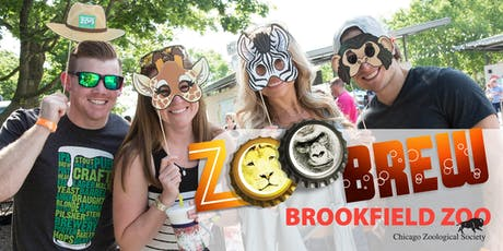 ZooBrew at Brookfield Zoo tickets
