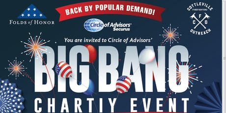 Big Bang Charity Event tickets