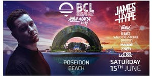 BCL Festival: 2019 Opening with James Hype