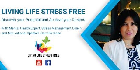 Stress Management Workshop for Professionals. tickets