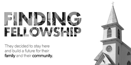 Finding Fellowship Patrons Preview Event and Fundraiser tickets