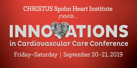 4th Annual Innovations in Cardiovascular Care Conference tickets