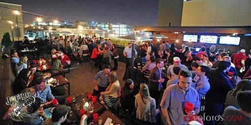 Party on the Roof Top at Joe's on Weed Street – FREE