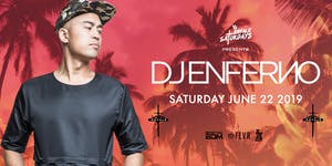DJ Enferno | Royale Saturdays | 6.22.19 | 10:00 PM |...