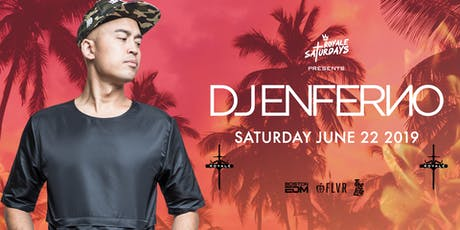 DJ Enferno | Royale Saturdays | 6.22.19 | 10:00 PM | 21+ tickets
