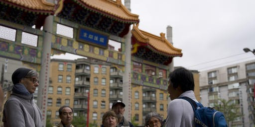 Chinatown and Georgia St. Walking Tour