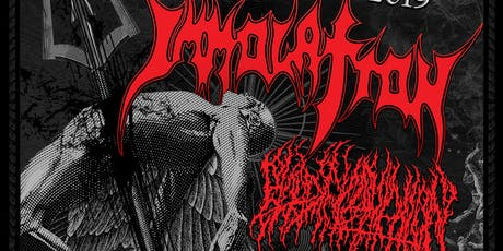 Immolation, Blood Incantation, Shabti & Angel Morgue tickets