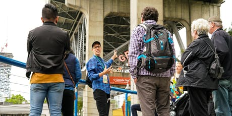 Granville Island Walking Tour tickets