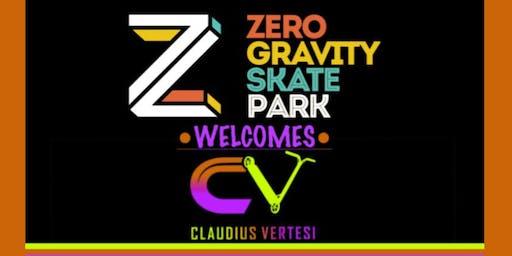 Zero Gravity Presents Cluadius Vertesi