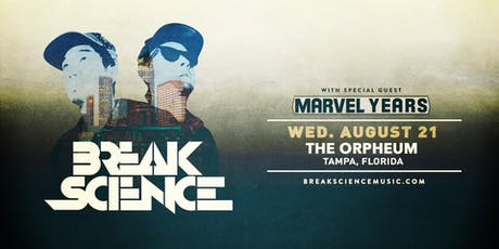 Break Science tickets