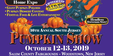 South Jersey Pumpkin Show Fall Festival tickets